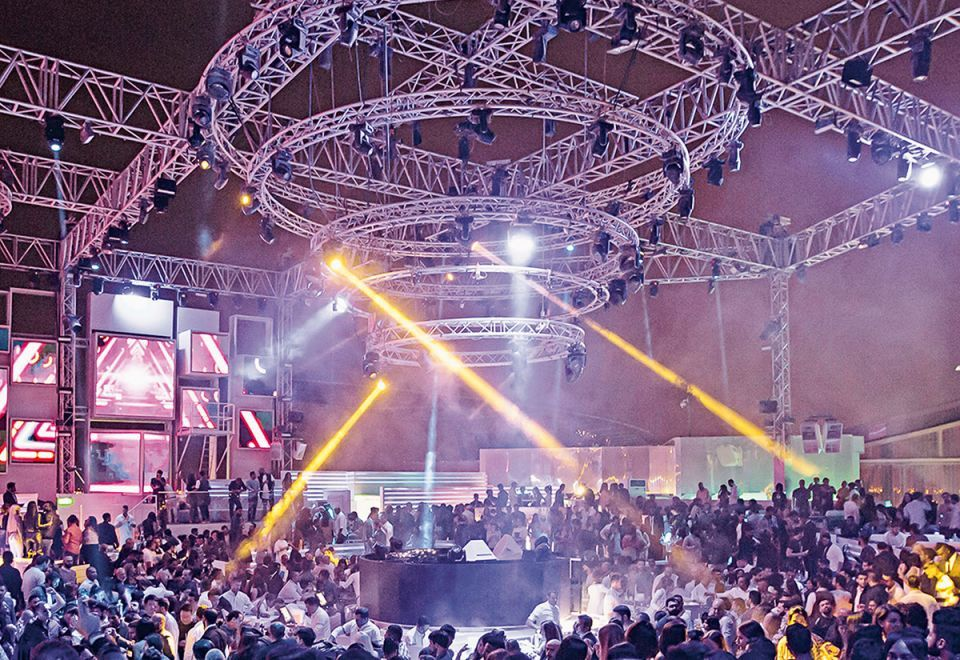 Licensed nightclub in Jeddah forced to close during opening night