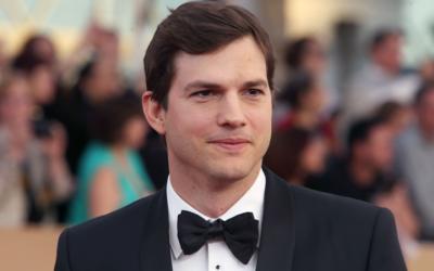 Ashton Kutcher lauds PH bill requiring students to plant trees before graduating
