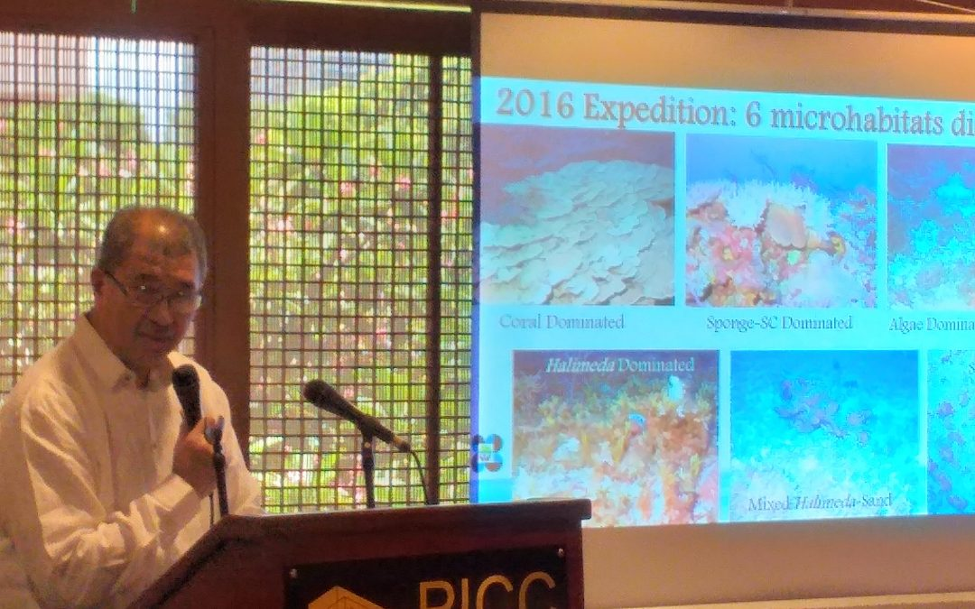DOST develops deep-sea research center