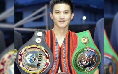 Ifugao's Martin slams Thai opponent