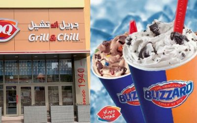 Dairy Queen opens new branch in Al Ghurair with unbelievable promos
