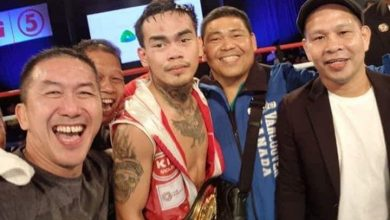 Photo of Filipino boxer to compete on Amir Khan's Show in Saudi Arabia