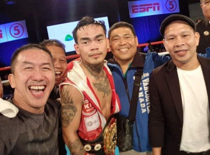 Filipino boxer to compete on Amir Khan's Show in Saudi Arabia