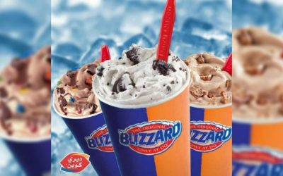 Get your free Mini Blizzards at this Dairy Queen branch