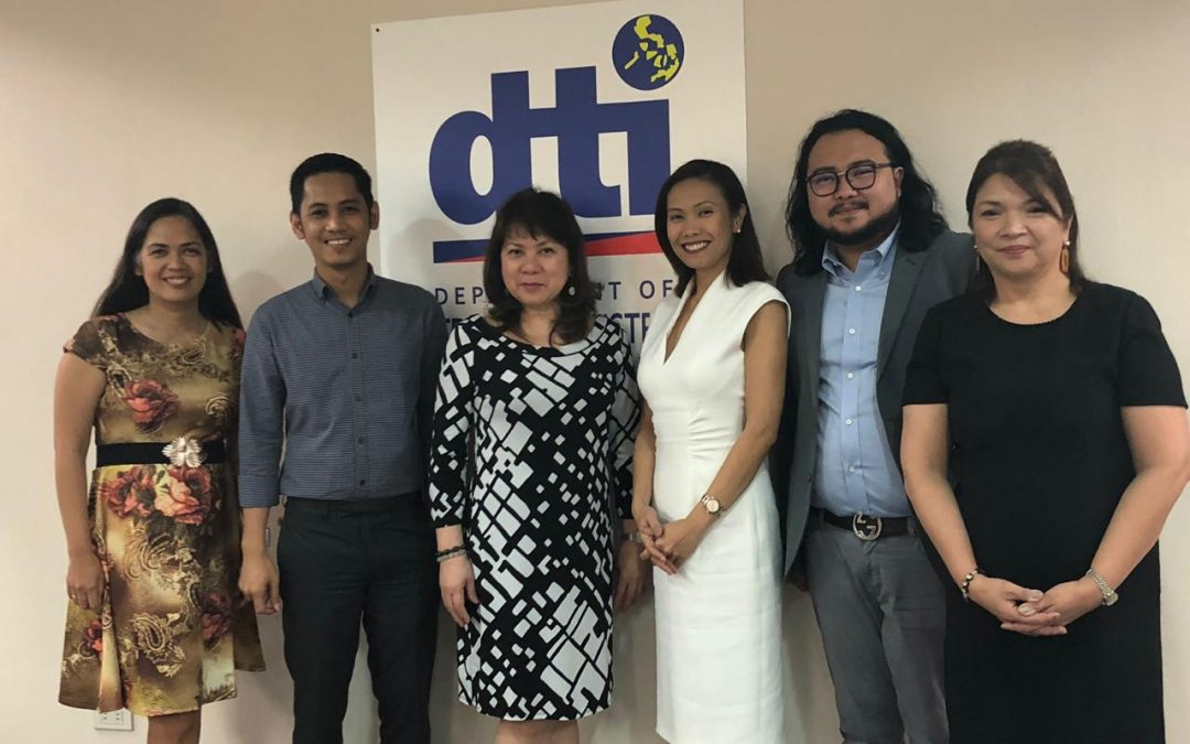 DTI pushes Philippines forward as a global brand at Expo 2020 Dubai