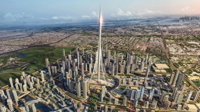 Photo of WATCH: Dubai's latest structure poised to beat Burj Khalifa's record as 'world's tallest building'