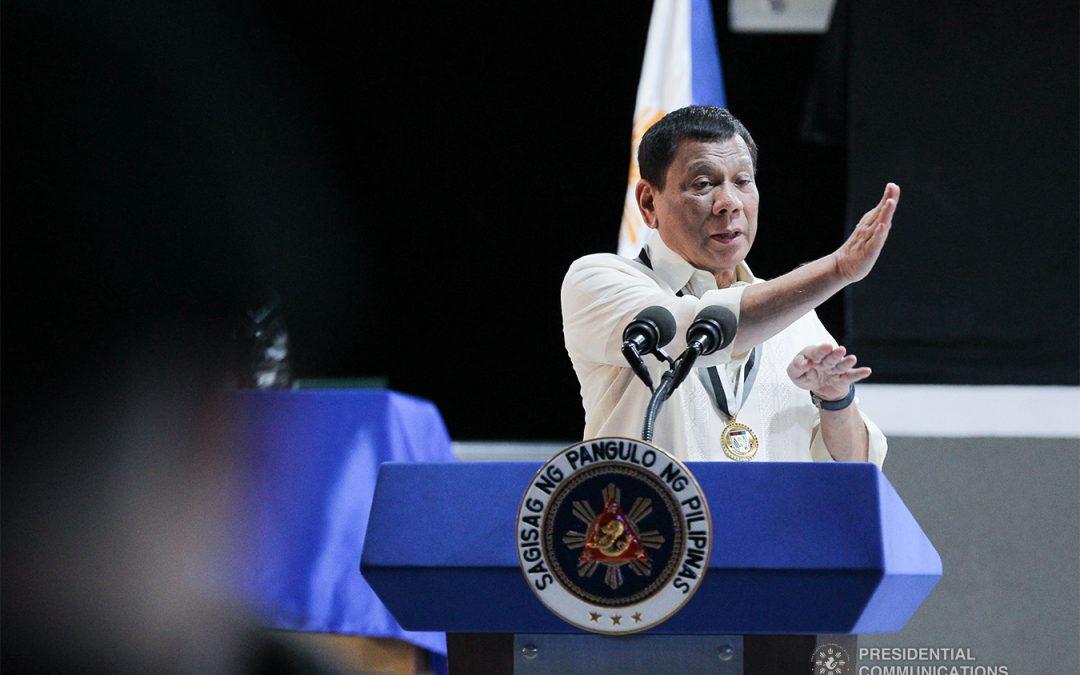 Duterte to new Speaker: Make Cha-cha happen