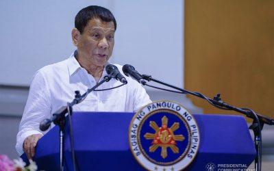Duterte to push department of OFWs; Recruiters warned