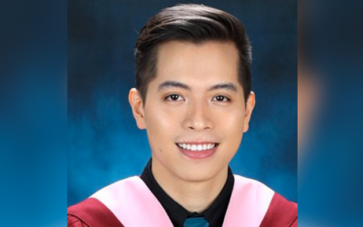 Jason Dy of 'The Voice PH' finishes college