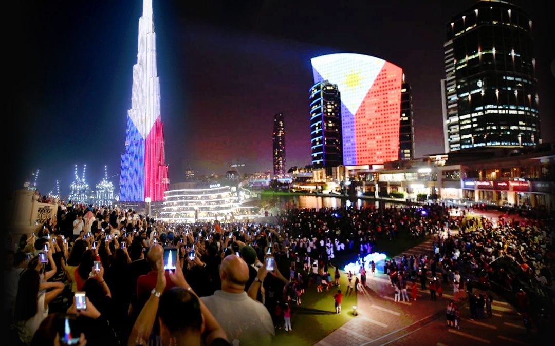Biggest PH Independence Day celebration in UAE's history