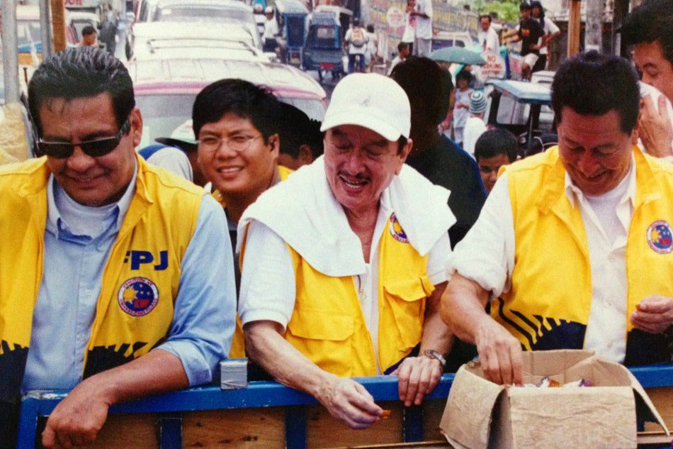 3 kings of PH cinema reunite after Eddie Garcia's passing