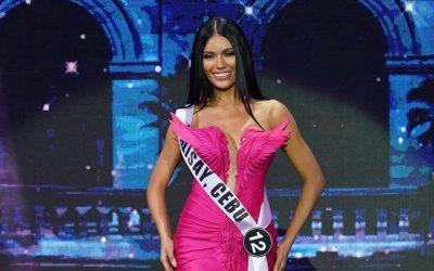 Gazini Ganados expresses gratitude after winning Miss Universe PH title