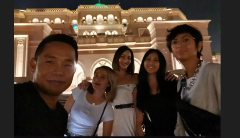 WATCH: Katrina Halili meets Pinoy fans in UAE