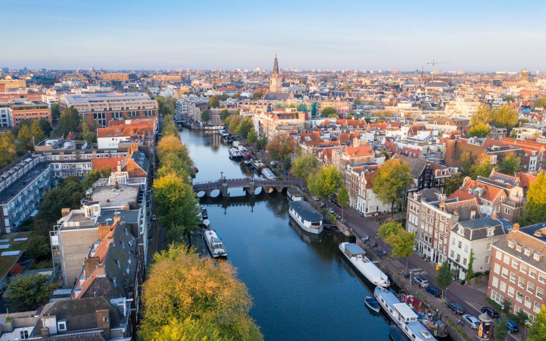 Amsterdam cooks up unique tourism promo