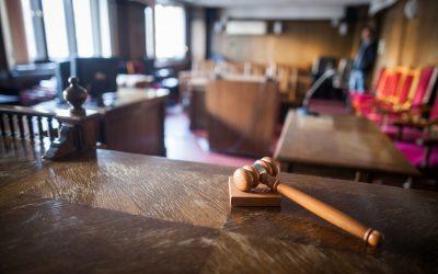 Defendant refutes witness testimony at court