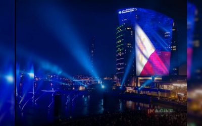 By the Numbers: What to expect at Dubai Festival City Mall's special Philippine flag-inspired IMAGINE show