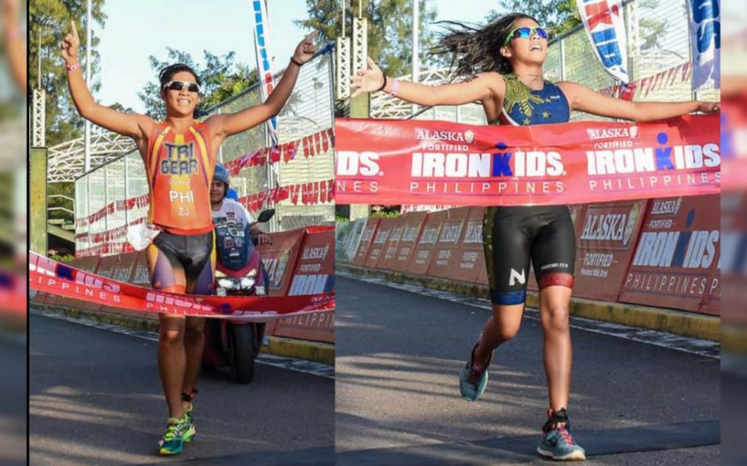 Borja, Corpuz breeze through Alaska Fortified IronKids