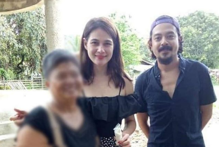 LOOK: Bea Alonzo, John Lloyd Cruz reunite in Palawan