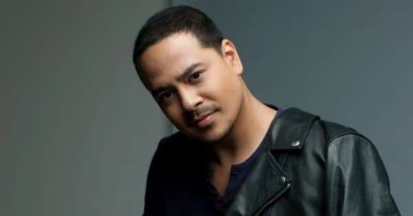 Is this John Lloyd Cruz' new look?