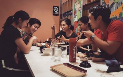 Joshua Garcia, Julia Barretto spotted dining together amid break-up rumors