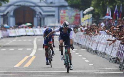 Australia's Coyle rules stage 4 of 10th Le Tour de Filipinas in Legazpi City