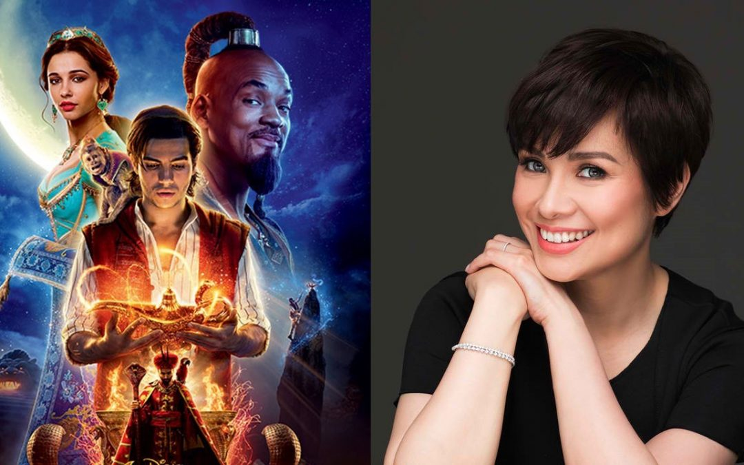 Lea Salonga shares thoughts on new live adaptation of 'Aladdin'