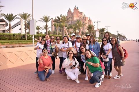 Inday's Day-out: Kasambahays enjoy Dubai