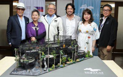 "DTI reveals ""Bangkóta"" (coral reef) as PH's theme for Expo 2020 Dubai"