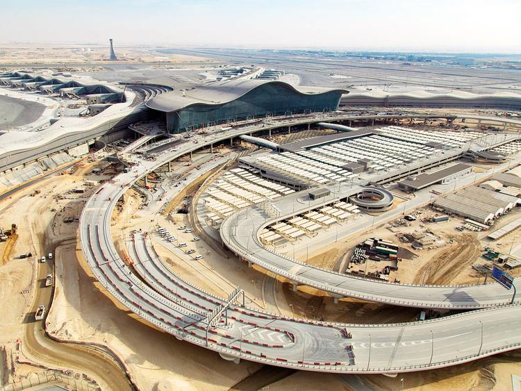 Road closures announced as Abu Dhabi Midfield Terminal maintenance continues