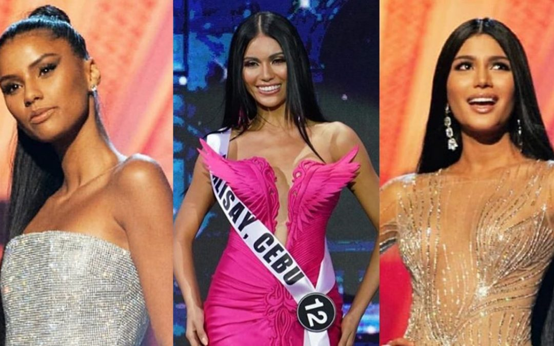 Catriona Gray gives tip to Miss Universe PH winner Gazini Ganados