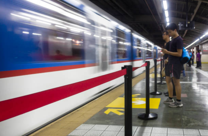 Free train rides on Independence Day