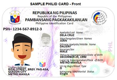Pilot To Filipino Id Times System September Testing Start - National The In