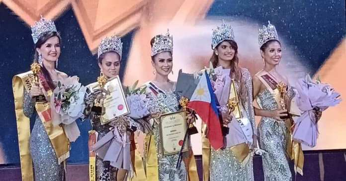 PH bet wins 2019 Mrs. Asia Pacific Global in Malaysia
