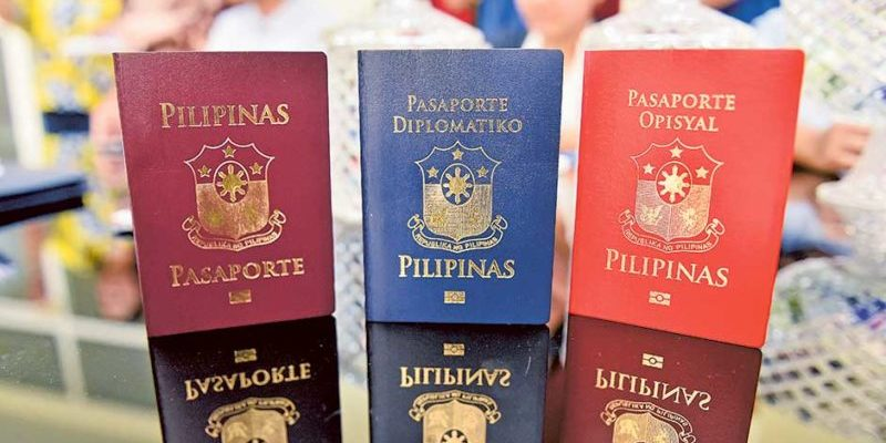 Diplomatic passports issued to private individuals, says DFA insiders