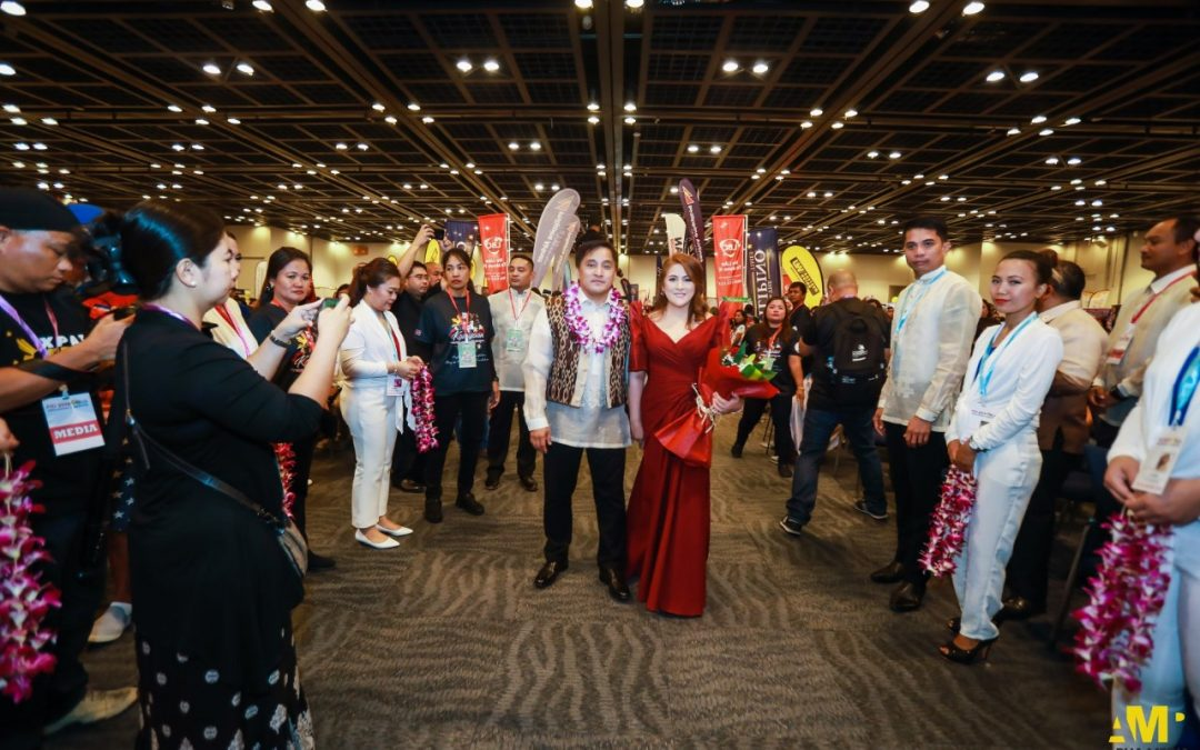 Filipino community all set for PID 2019
