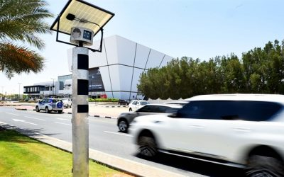 Smart Radars launched in Sharjah to reduce violations
