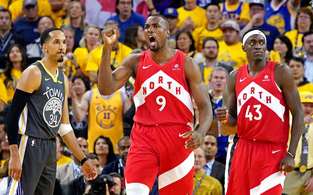 Warriors live another day as relentless Raptors preps for Game 6