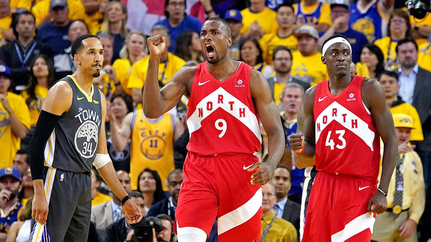 Warriors Raptors