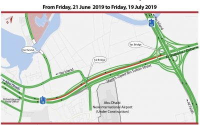 Major UAE road to be closed starting Friday