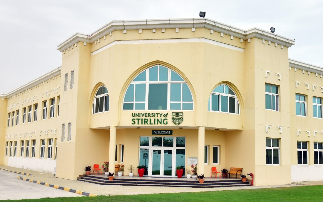 University of Stirling Ras al Khaimah Accepting Applications