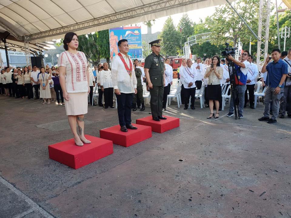 Tolentino proposes 'fourth star' to PH flag - The Filipino ...
