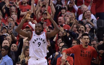 Over 1 million people celebrate Raptors' victory in Toronto
