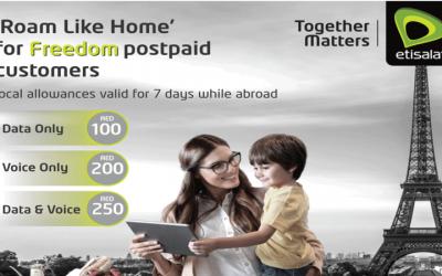 UAE telecom announces new roaming service