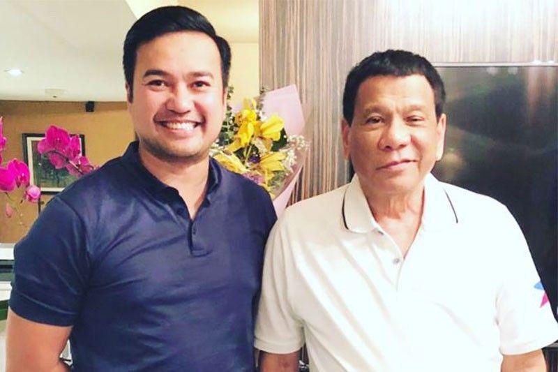 PDP Laban endorses Lord Allan Velasco as Next House Speaker