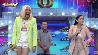 """Photo of Willie Revillame to """"It's Showtime"""" hosts: """"Dati kong time slot 'yan"""""""
