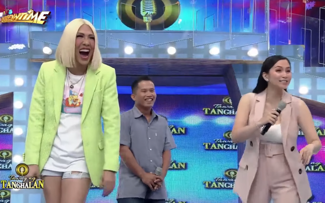"Willie Revillame to ""It's Showtime"" hosts: ""Dati kong time slot 'yan"""