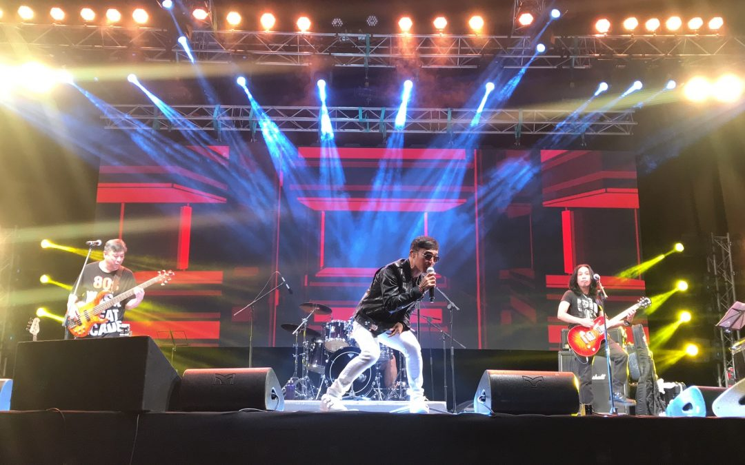 LOOK: Arnel Pineda wows Dubai crowd with nostalgic hits