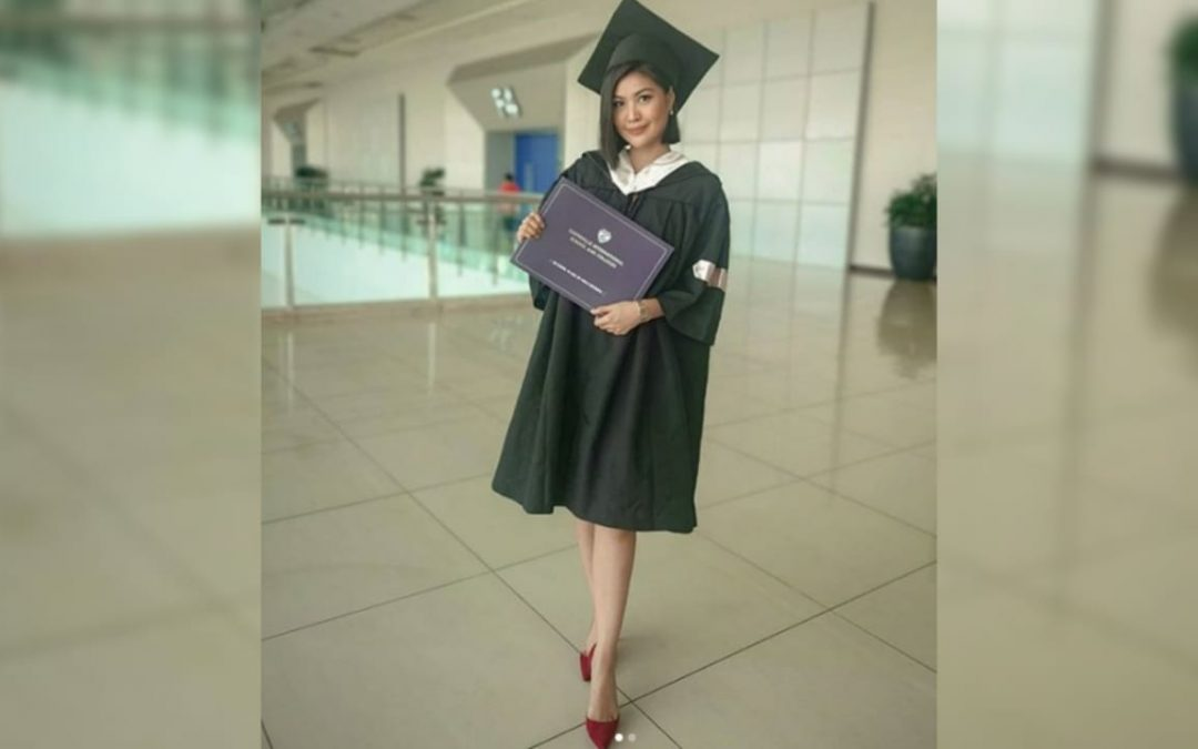 Winwyn Marquez a step closer to becoming a teacher