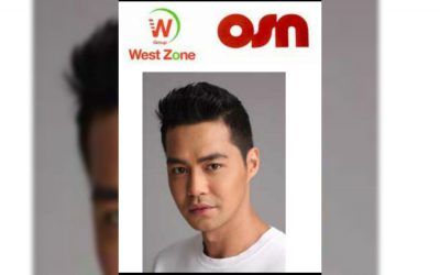 Pinoy hunk Zanjoe Marudo to mingle with fans at huge, exclusive West Zone meet-and-greet