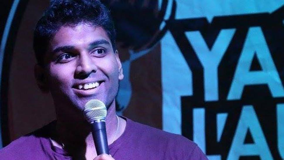 Comedian collapses, dies on stage in Dubai
